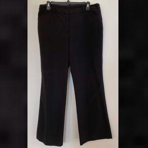 Women's Worthington Modern Fit Dress Pants - Black